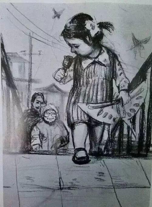 【高分卷】广州美术学院历年高分卷(素描,色彩,速写)图片