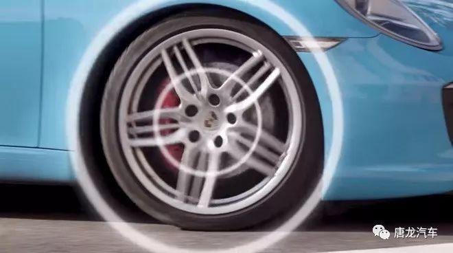 【涨见识!】Porsche表示他们的产品刹车有吱吱声