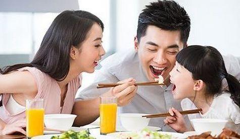 有一种温暖,叫做与父母一起吃饭!
