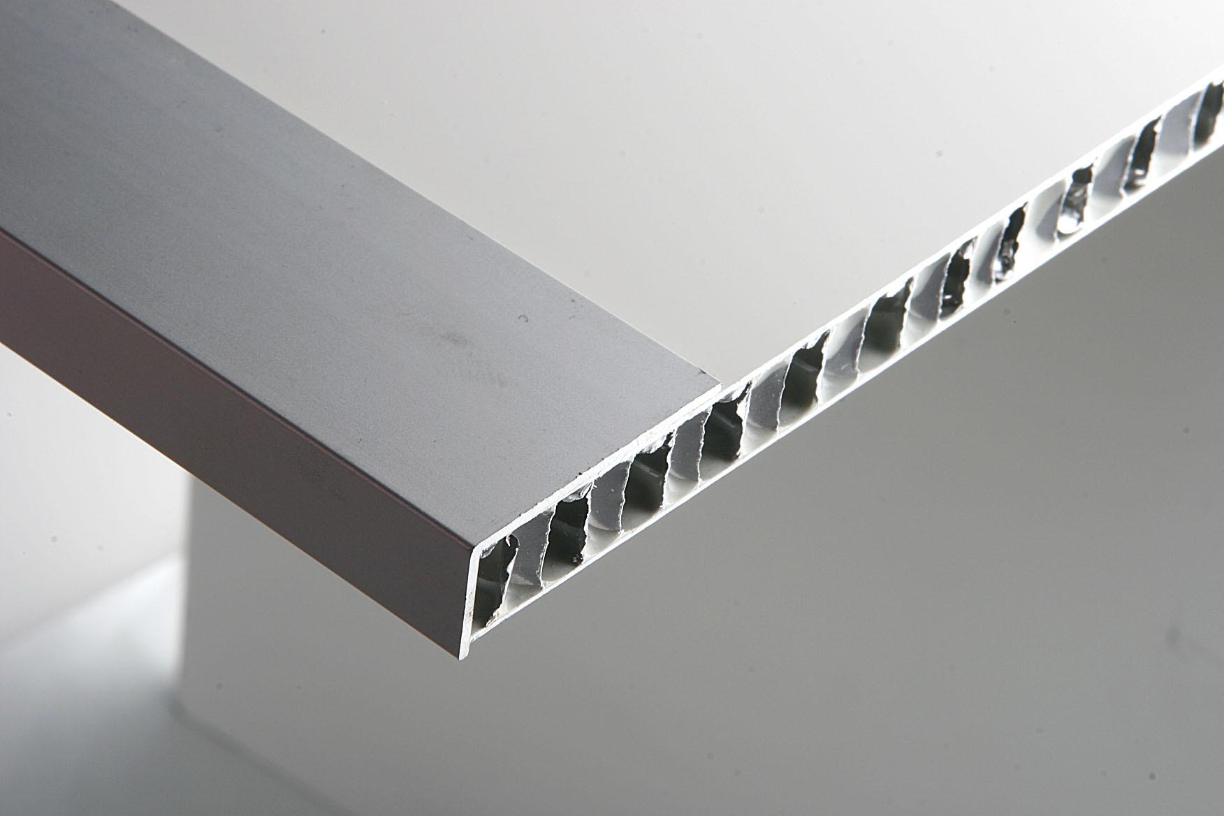 铝蜂窝板规格介绍和用途,蜂窝铝板安装方式和