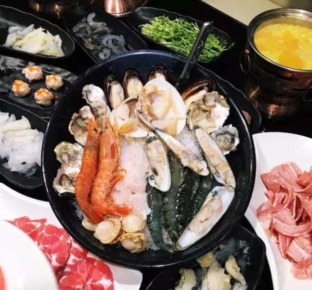 大冷天来广州这6家自助火锅,吃一盘就回本!