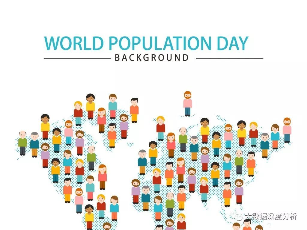 世界人口排名2017_世界人口最新排行榜:中国位居第一,美国增长迅猛