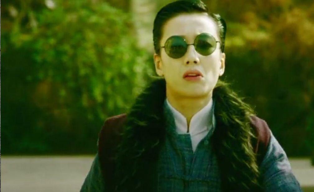 """雷佳音亲妹""""王大花"""",可文艺可性感可俏皮,刘晓庆赞她演技好!图片"""