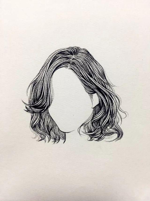 2018新娘手绘发型,百变优雅美过2017