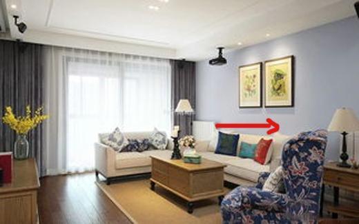 空间 客厅 沙发/一、折叠沙发床。在需要的时候转换成床,不需要的时候则是以...