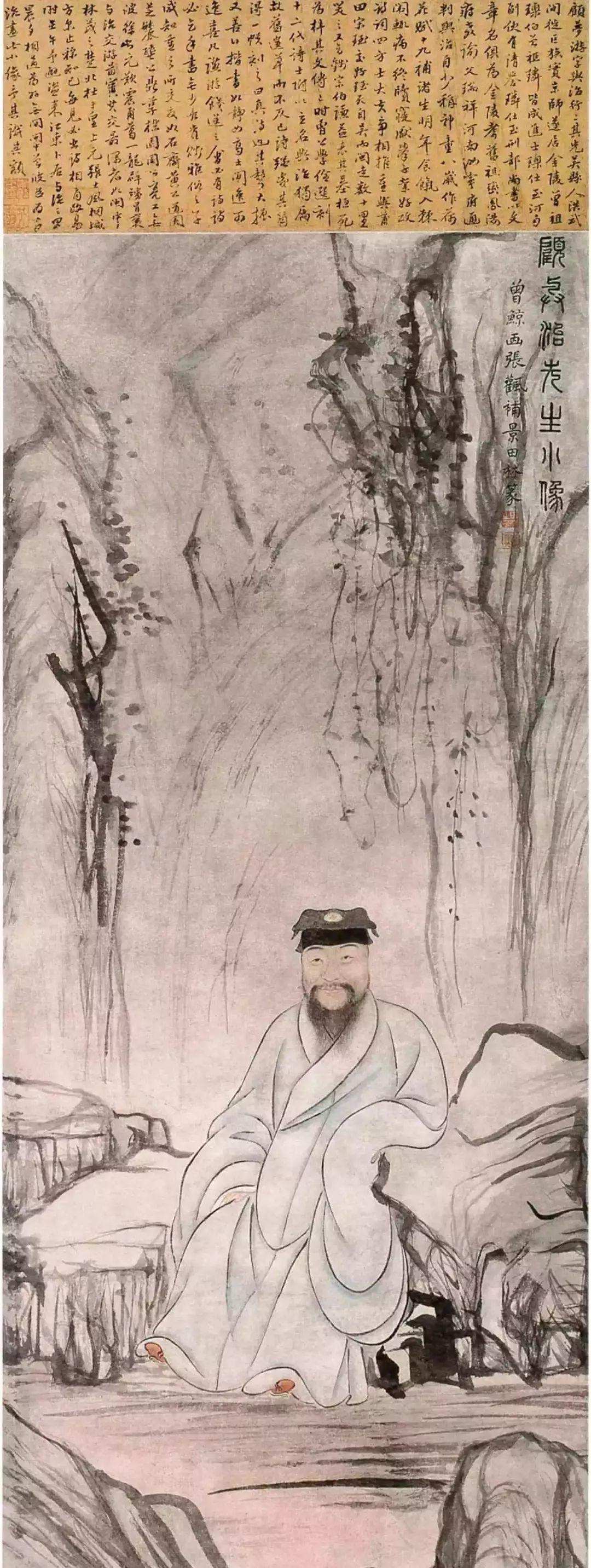 他影响了中国人画肖像500年,如何做到的?