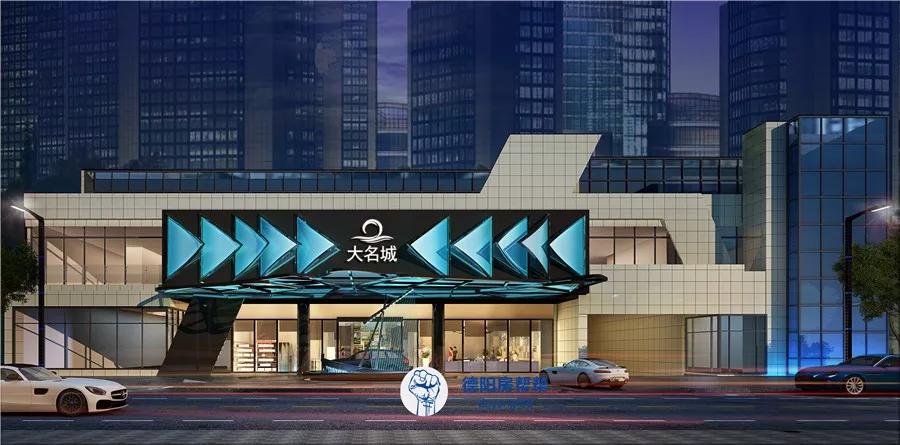 德阳真正的千万标准入区大堂酒店五星级级别黄河设计招聘研究院图片