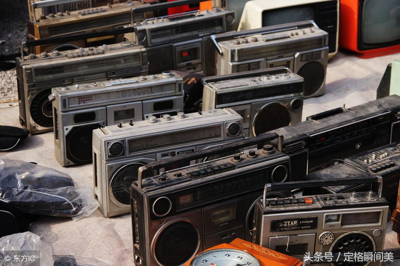 老式文革时期收音机图片_图片_红动手机版