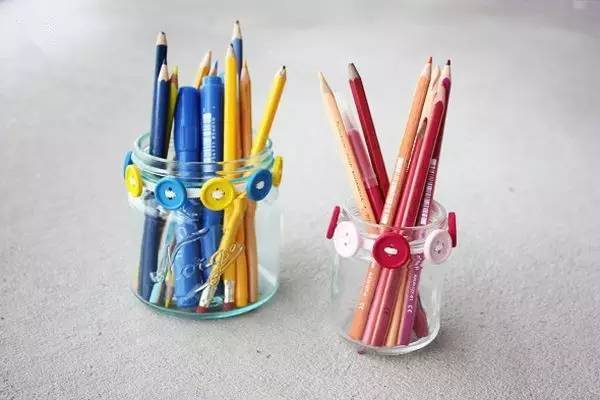 维兹堡艺术学园 | 创意十足的手工笔筒,简单又美观!快来制作吧