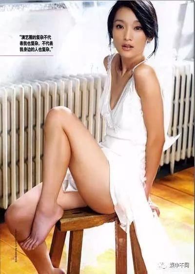 娱乐圈腿最白的10大女星,景甜排第7,竟然还有李小璐!