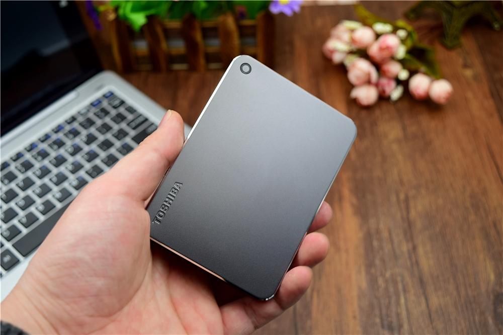有颜值更有实力, 东芝canvio premium移动硬盘评测!图片