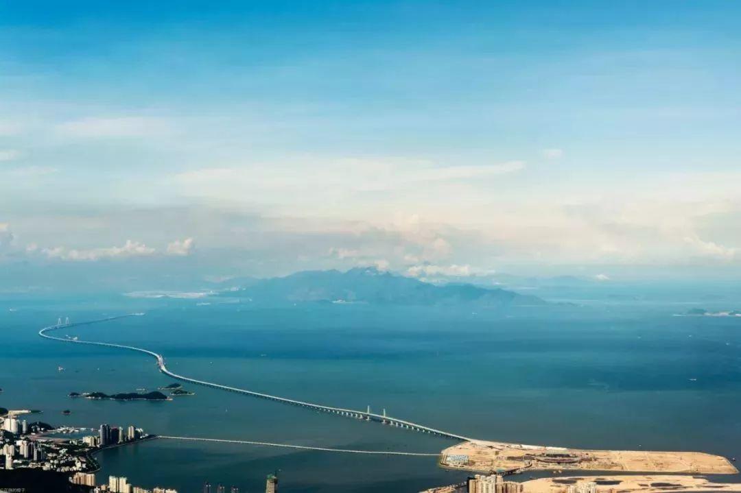 今天 港珠澳大桥主体工程交付验收 珠海人看了忍不住叫好