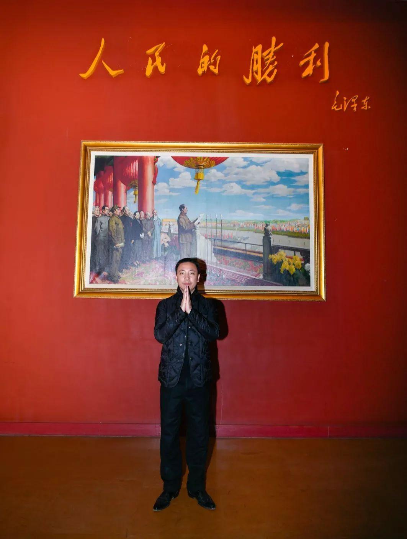 追寻红色足迹,传承红色文化,学习延安精神——2018.2.