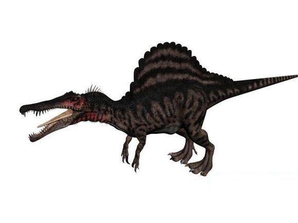 史前20大陆地最强生物,帝王鳄第18,蛮龙第4,霸王龙第2