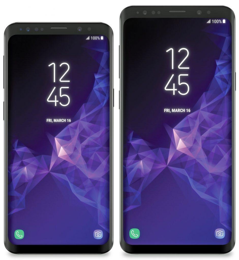 三星Galaxy S9 S9 全面曝光 加入垂直双摄,售价或破7000元