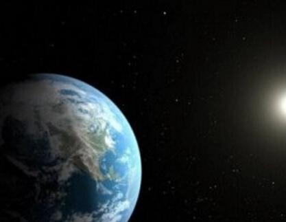 找到了第二个地球 发现它比太阳还老15亿年,已经开始走向毁灭