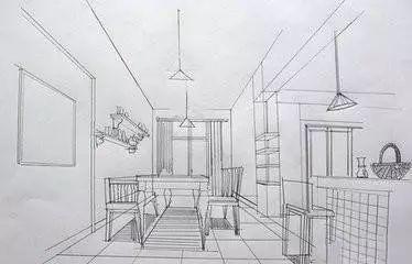 物品图形手绘单色简单