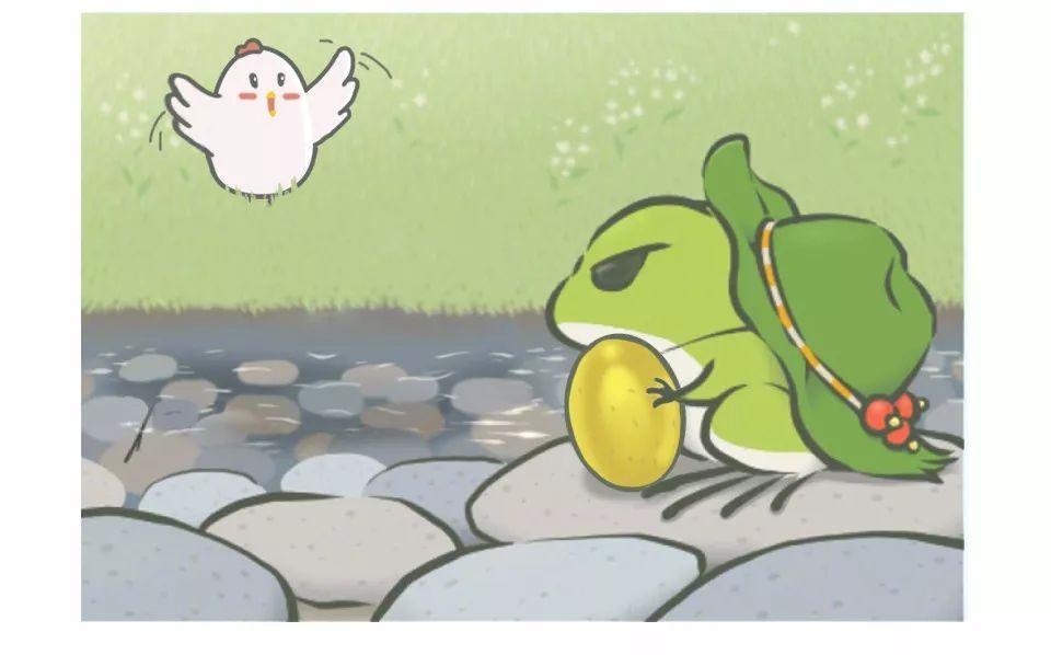 打开v庄园宝的庄园鲸鱼赶紧领养只豆瓣吧!蚂蚁与神女小鸡图片