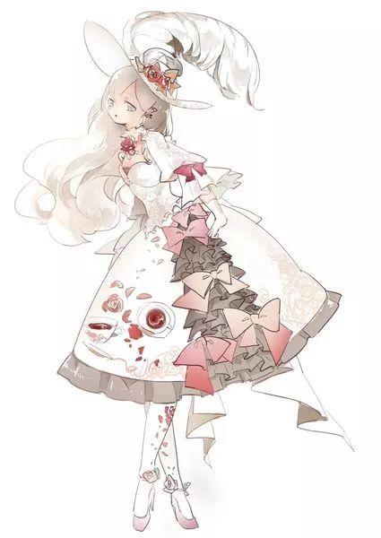 裙子大法好!洛丽塔套装合集图片