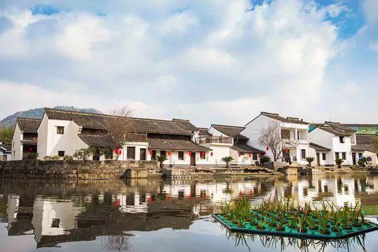 上海官衙前郊河西明苑别墅图片