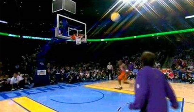 NBA五大头球高手:纳什榜上有名,第一名凭头球进联盟首发!