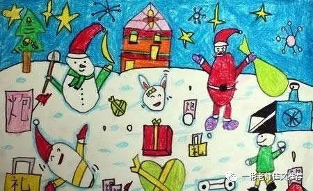 让幼儿度过一个快乐而又意义的寒假!图片