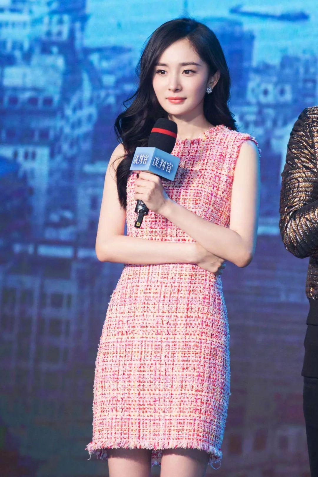 杨幂和黄子韬玩姐弟恋?为何他们相差7岁却毫无违和感!
