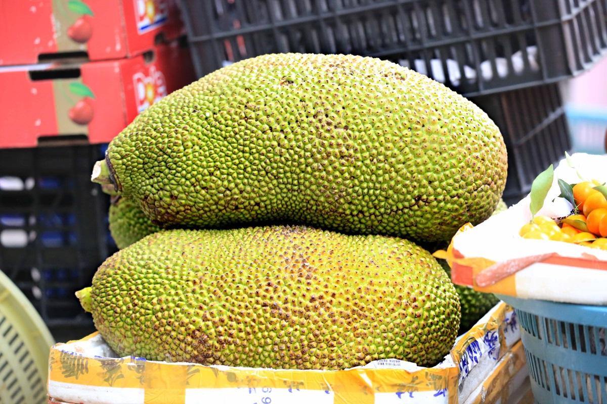 海南有哪些常见的热带水果?图片