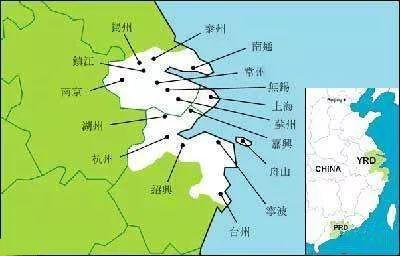 """在没有上海的时候,南京是""""城""""为主,历史上多定都于此,而苏州、杭州则是""""市""""为主。"""