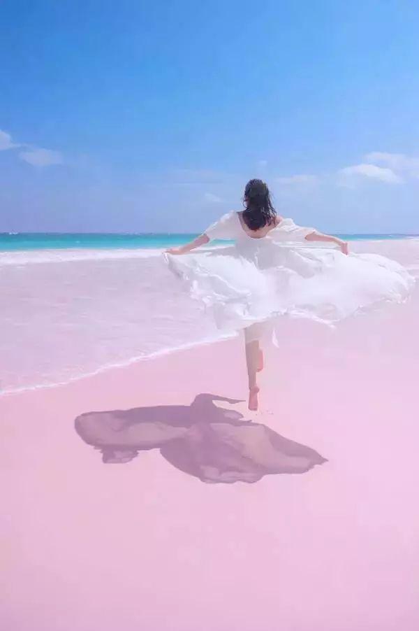 小众|免签的粉红沙滩,美国人的后花园,海岛控真正应该去的海岛