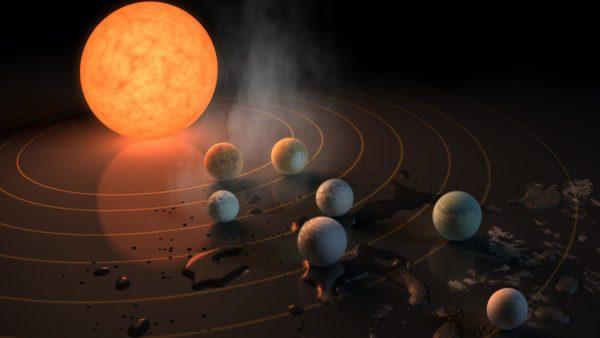 哈勃望远镜新数据表明,TRAPPIST-1 行星比想像中更像地球!