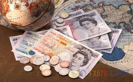 市场谨慎等待英银利率决议,英镑兑美元跌至盘中低位