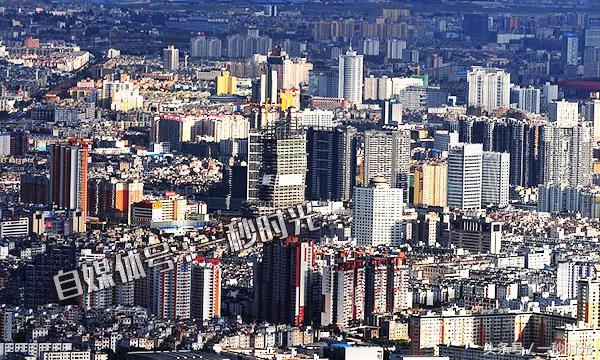 昆明人均gdp_江苏存在感最低城市 人均GDP比上海还高,却没有多少游客知道