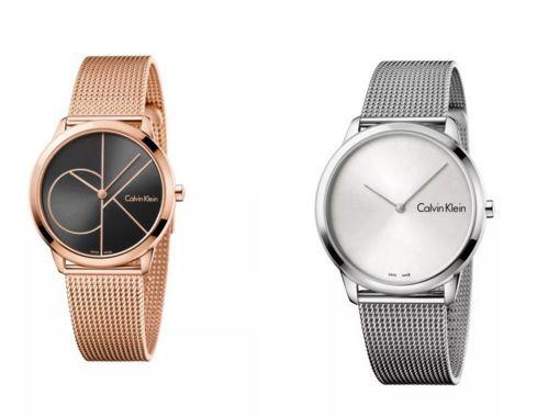 【Calvin Klein腕表】易烊千玺和欧阳娜娜竟然有款情侣表