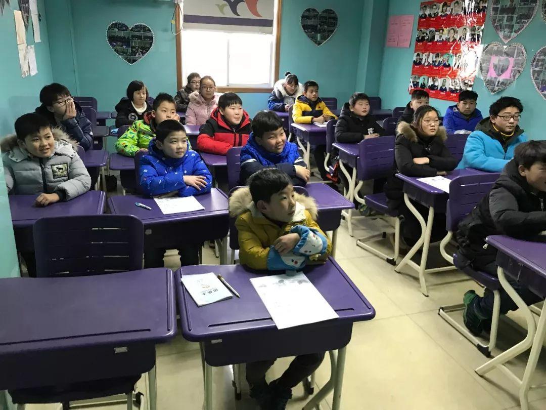 巨程学校2018寒假班家长会于今天隆重召开 2018春季课程正火热抢报中 名额有限,欲报从速