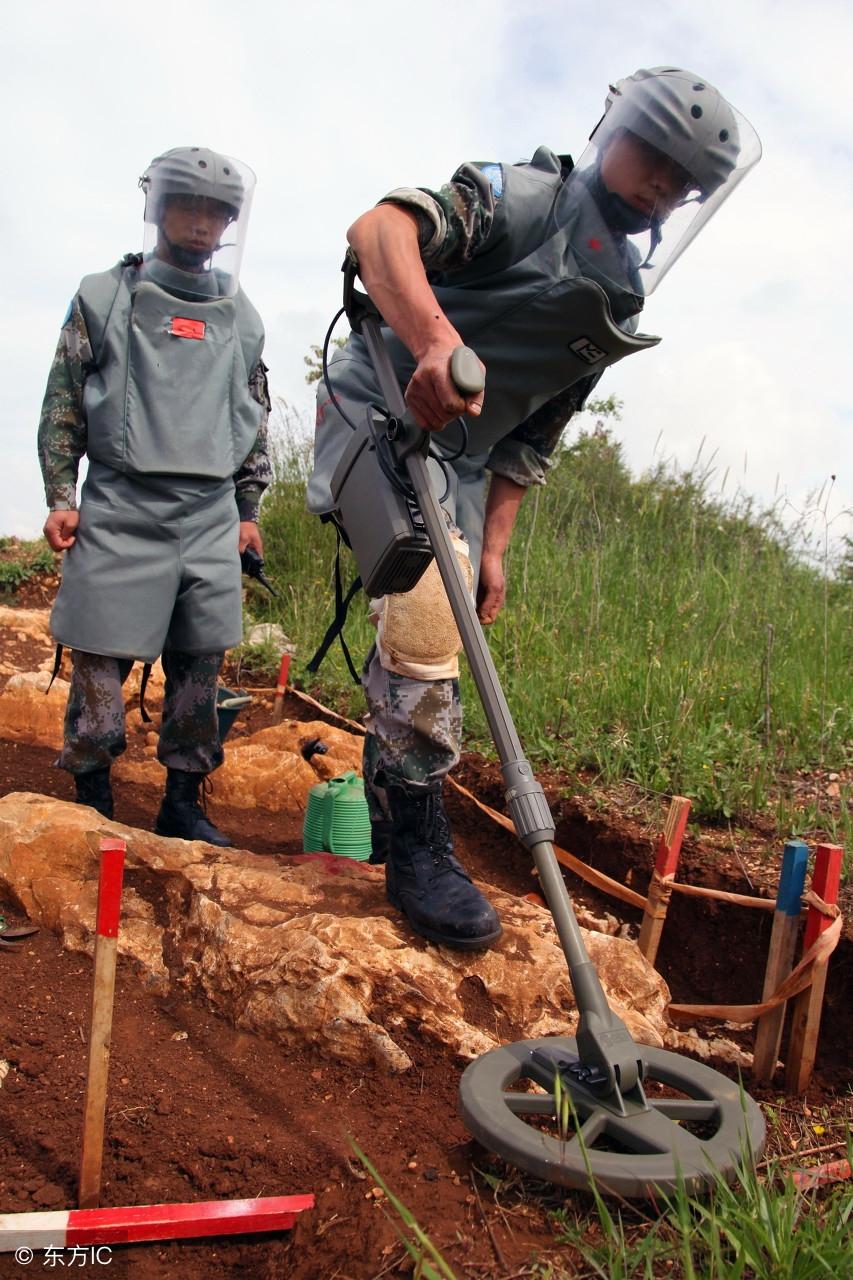 扫雷,。。中越边境地雷是哪个国家埋的
