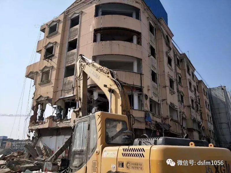 砀山人成为的老地标将进行历史,熟悉正在拆迁中三一装栋需要钱啊修好别墅层全部多少图片