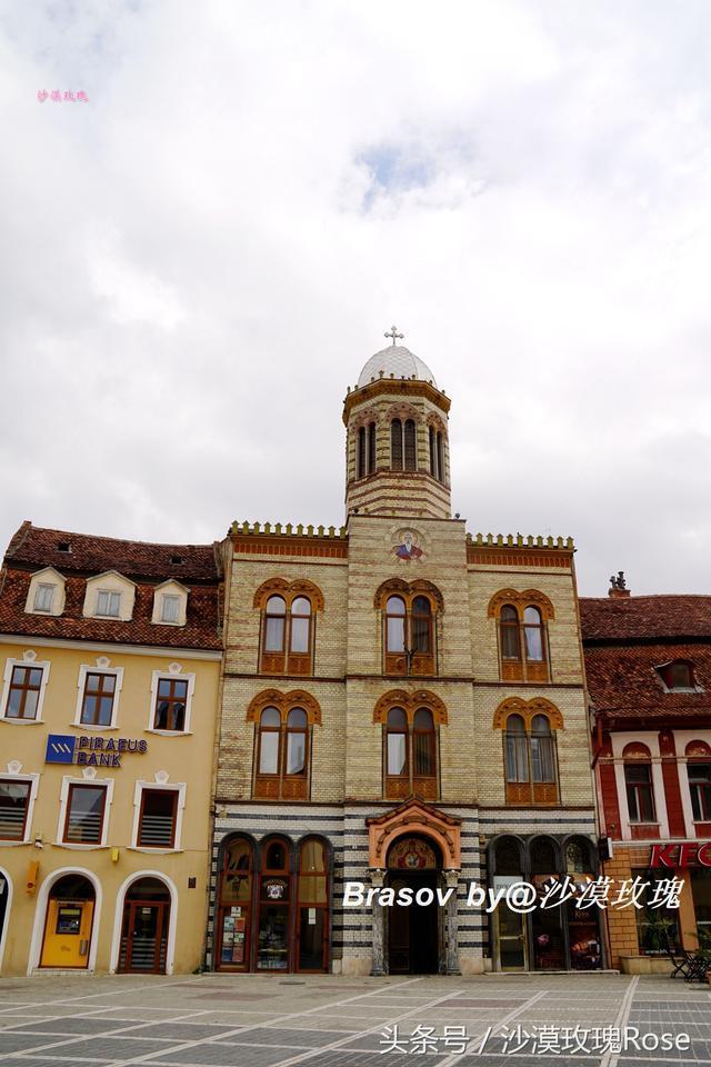 德国人建立的东欧城市,却复制了美国好莱坞的创意