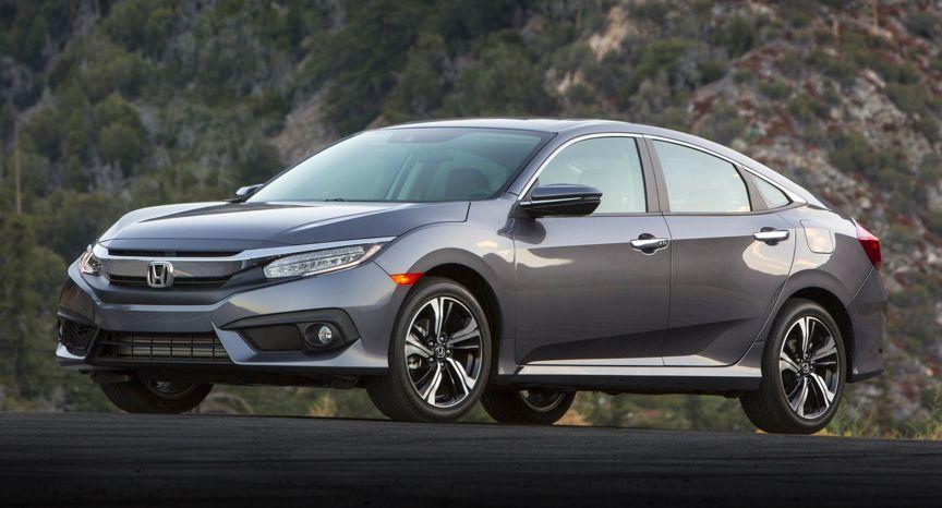 """2017轿车销量榜,十有""""五众"""",思域在这里"""
