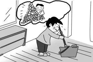 梦见帮别人打扫卫生收拾屋子