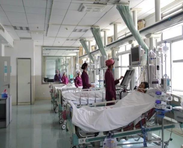 【亮点展示】淄博市中心医院心脏重症监护病房(ccu)