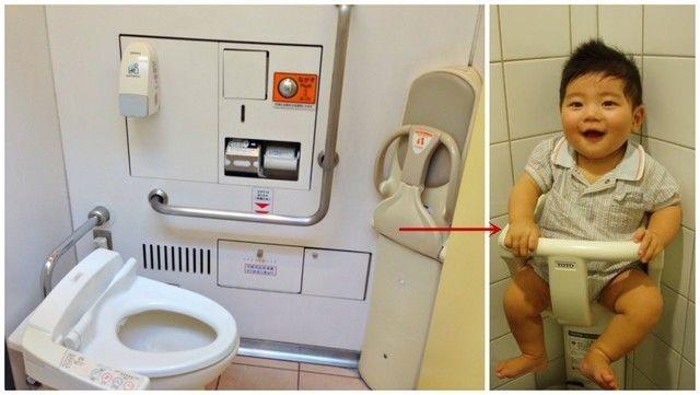 在日本上厕所,会忍不住发朋友圈 日本厕所文化还有厕神厉害了我的哥