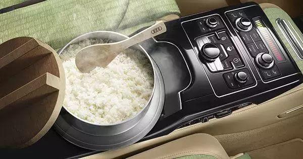 能煮米饭的奥迪?无人驾驶的比亚迪?扒扒你绝猜不到的奇葩配置