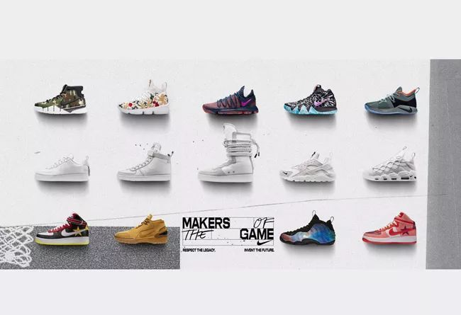 最新消息有星云喷!Nike All Star 全明星系列球鞋正式发布!