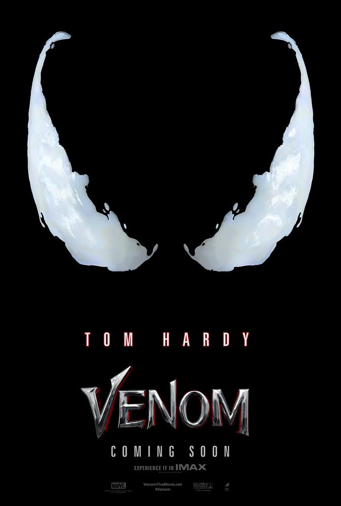 《毒液》曝先导预告 汤姆-哈迪被外星生物附体