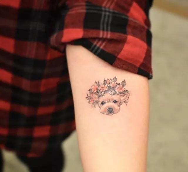 盘点2018年一定会火爆的纹身图案
