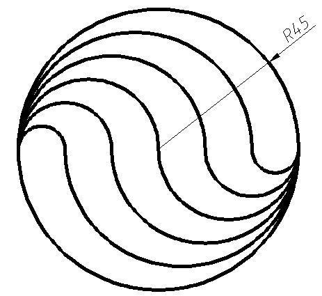 江阴cad培训 50个cad平面图形练习,你能画出几个