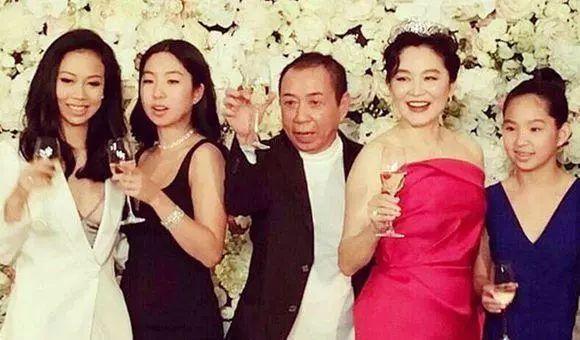 林青霞2亿豪宅实拍 网友:可惜女儿没遗传妈妈的美丽基因