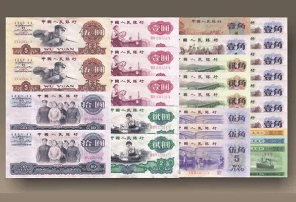 媒体说他们是人民币上的主角,设计者却说:人民币人物没原型!