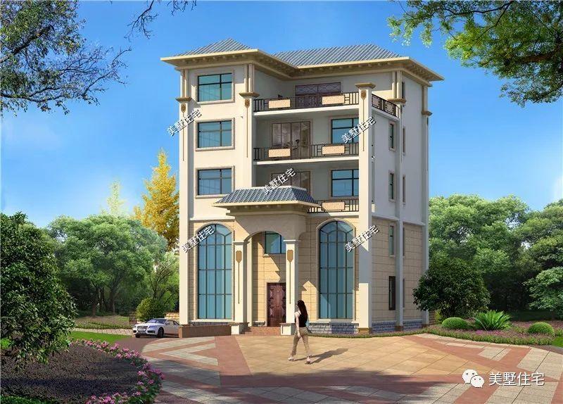 四号小家具的大门门头和三楼的房子连在一起,显得整个别墅很是别墅.厂商大气广东阳台图片